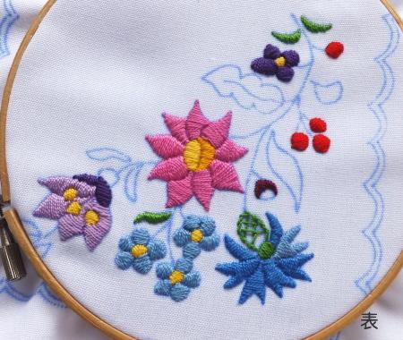 刺繍 やり方