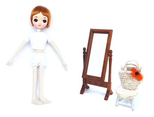 ポーズ人形を作ってみましょう!