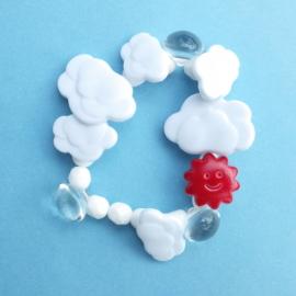 雲のボタン